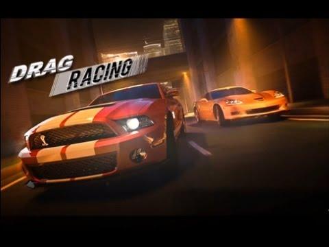 Nitro Nation Drag Racing: Gameplay on iPad