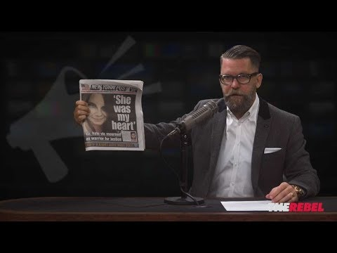 Gavin McInnes: Who is REALLY to blame for Charlottesville? (видео)