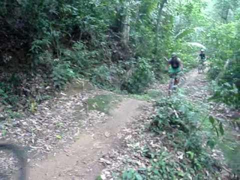 Mountain biking em Nova Iguaçu