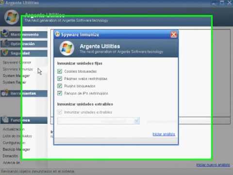Video 2 de Argente Utilities: Análisis de Argente Utilities parte 3