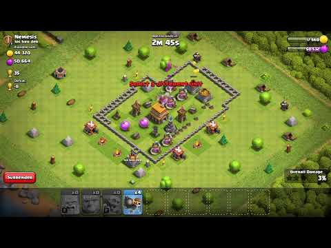Clash of Clans Playing from Very Beginning - Vlog 25