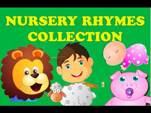 Children - Nursery Rhymes Collection | 40 Non Stop Nursery Rhymes For Children Here's the most enjoyable rhymes collection from Videogyan.