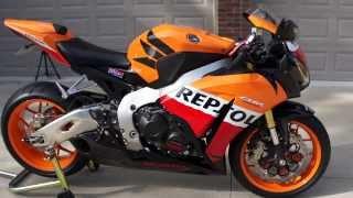 9. 2013 Honda CBR1000RR Repsol Edition