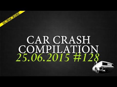 Car crash compilation #128 | Подборка аварий 25.06.2015