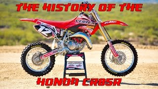 9. History of the Honda CR85 2003-2007 + Tuning tips, Flaws&Fixes / DirtBikeDudeZ