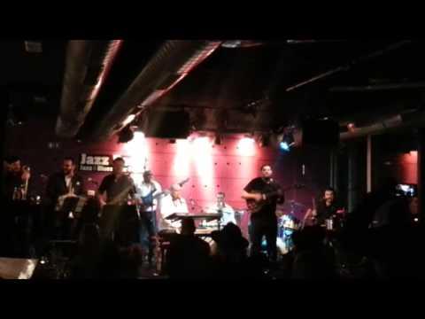 PHEN - Milan Kroka - Live band.Jazzdock Praha,29.10.016