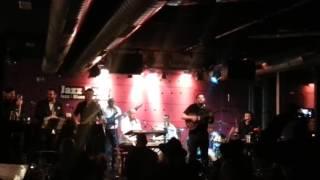 Video PHEN - Milan Kroka - Live band.Jazzdock Praha,29.10.016