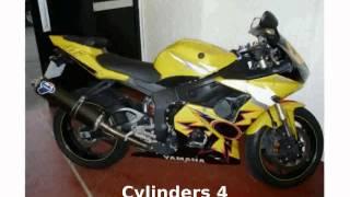 10. 2004 Yamaha YZF R6 Info