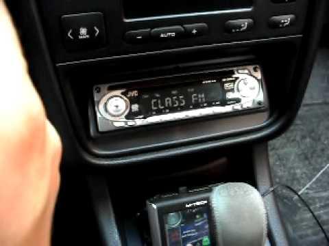 PEUGEOT 406 car audio remote