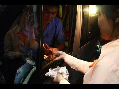 VTC14 | Những bất hợp lý tại Trạm thu phí BOT Cai Lậy - Tiền Giang