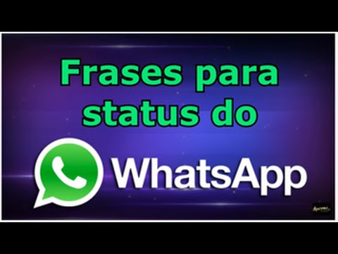Status para Facebook - Frases para Status do WhatsApp ou Facebook (top compilação)
