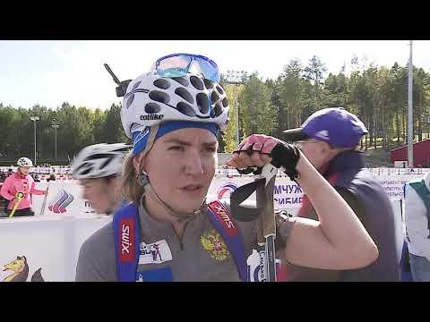 Виктория Сливко: «В эстафете хочется рискнуть, чтобы уйти раньше соперниц»