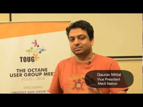 TOUG Keynote by Pavan Duggal: 7th November 2012 Feedback Email Marketing India