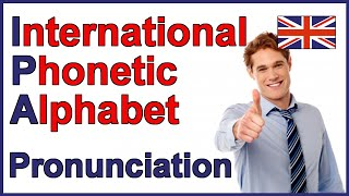 International Phonetic Alphabet, English Pronunciation Lesson