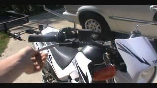 3. 2008 Yamaha XT250