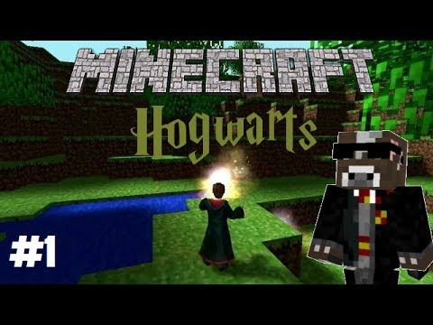 Minecraft – Let's Play! – Harry Potter Hogwarts Map (1) Chamber of Secrets