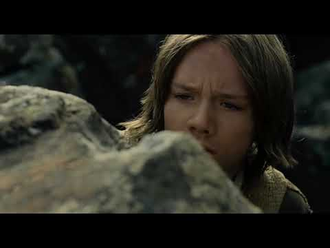 "Noah 2014 ""This is your world now, your responsibility"" scene"