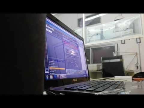 Placa Sonido INFRASONIC AMON Prueba con Windows 7 64bits