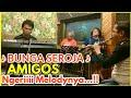 Download Lagu Melody Gitarnya Aslii Bikin Merindiiing..!! BUNGA SEROJA - AMIGOS Mp3 Free