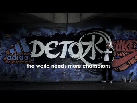 0 DetoX Nike et Adidas Par Greenpeace