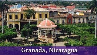 Granada Nicaragua  city images : Granada, Nicaragua | Walking tour (S4E1)