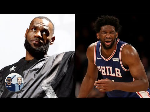 Video: LeBron James' appearance in 'Space Jam 2', the cost of Joel Embiid's injury, more | Jalen & Jacoby