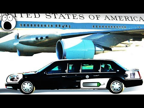 Top 10 Mind-Blowing Presidential Security Features