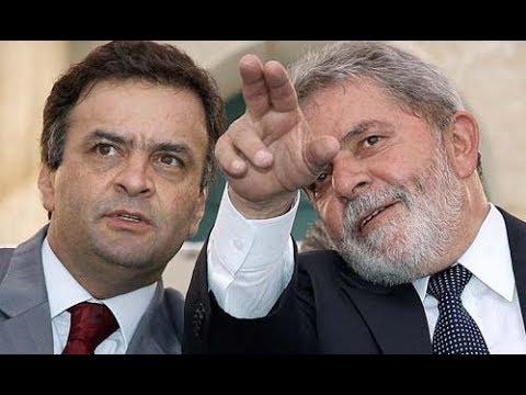 AÉCIO - Your Loló is AFOFED. (видео)