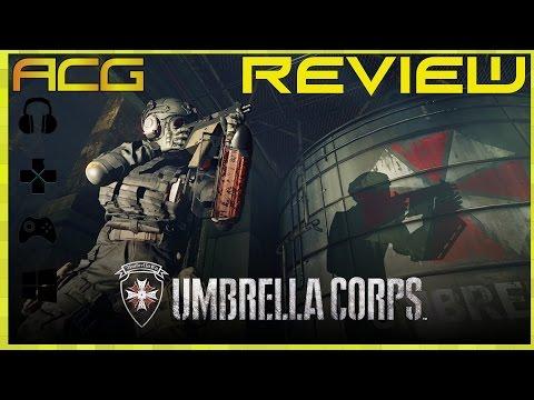 обзор Umbrella Corps (Biohazard Umbrella Corps)