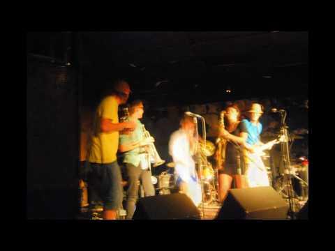 Spiritual Rez at the Bottleneck in Lawrence, Kansas, July 21, 2009