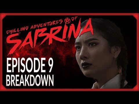 "Chilling Adventures of Sabrina Episode 9 ""The Returned Man"" Breakdown!"