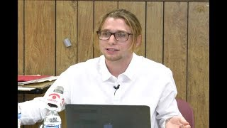 Lucas Koerner speaks on the present conflict in Venezuela and the role of the United States. This program was recorded by Chicago Access Network Television (CAN TV).