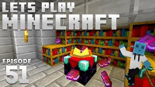 iJevin Plays Minecraft - Ep. 51: SUPER EASY ENCHANTS! (1.14 Minecraft Let's Play)