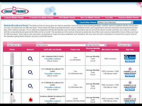 Business mobile phone plans comparison