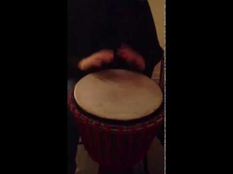 Practice Rhythm In Four – Djembe Technique