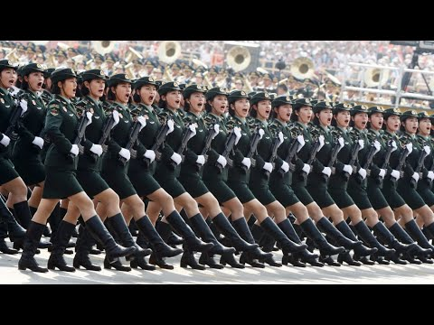Desfile Militar Chinês 2019 | HD Completo