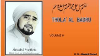Habib Syech : Thola'al Badru - vol6