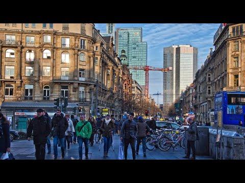 Frankfurt im Wandel: Unterwegs im Bahnhofsviertel