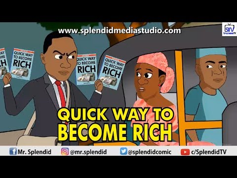 QUICK WAY TO BECOME RICH, LAGOS NA WA, EPISODE 3