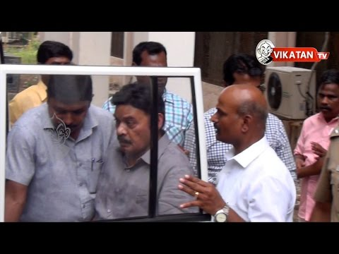 SRM University chancellor Pachamuthu arrested in Chennai