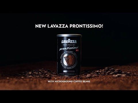 Lavazza - Prontissino