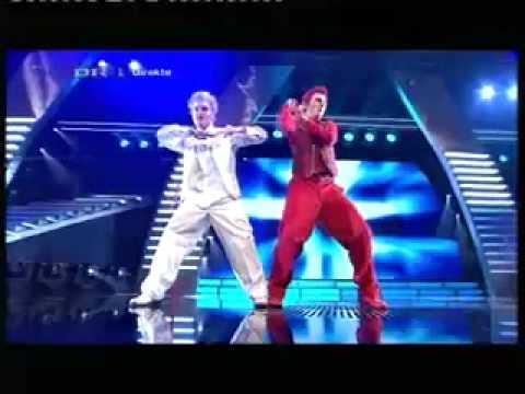 Electro Dance - ROBOT BOYS