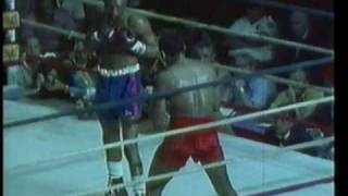 Bob Foster Unifies Title Against Vicente Rondon 1972
