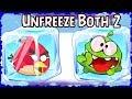 Unfreeze Angry Birds VS Unfreeze Frog Game Walkthrough #2