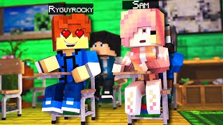 A NEW GIRL joins The Daycare... || Minecraft Daycare Academy