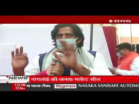 बीजेपी सांसद रवि किशन शुक्ला से खास बातचीत