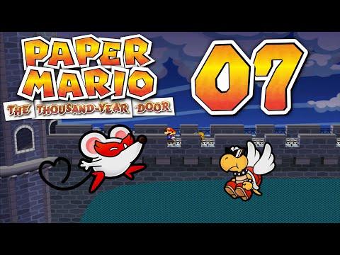 Paper Mario: Die Legende vom Äonentor #7 Kuss der Nagerin