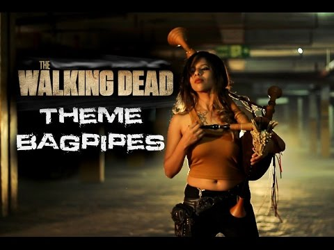 "Bear Mccreary  ""Walking Dead Theme"" Cover by The Snake Charmer"