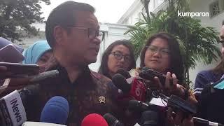 Video Pramono Anung Klarifikasi Pernyataan SN Di Kompleks Istana Kepresidenan MP3, 3GP, MP4, WEBM, AVI, FLV Maret 2018