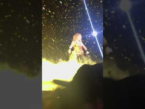 Shakira Whenever Wherever HD Live El Dorado World Tour Hamburg видео